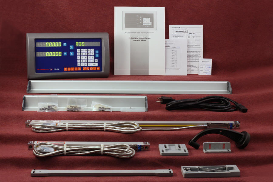 Easson digital readout kit for a lathe only $499!