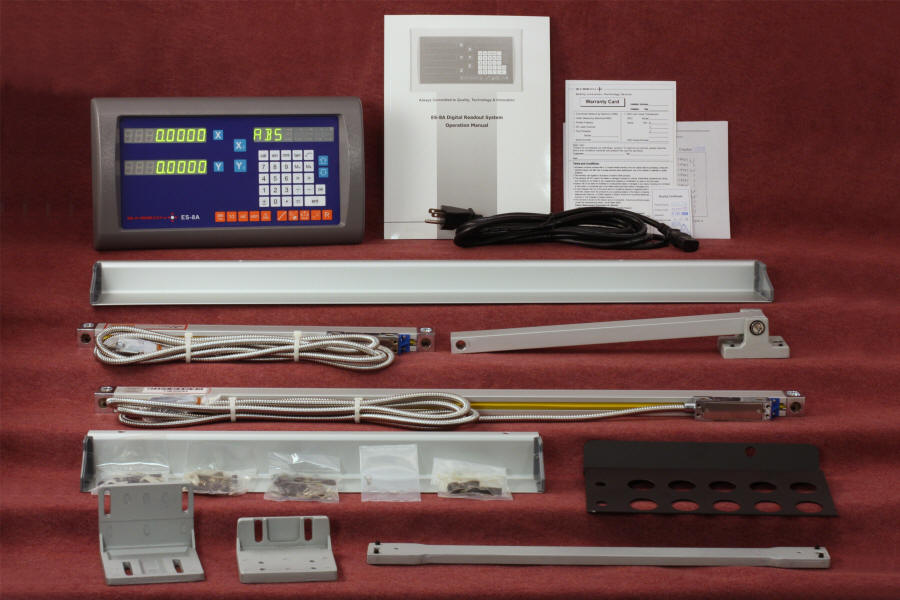 Easson digital readout kit for a milling machine only $499!