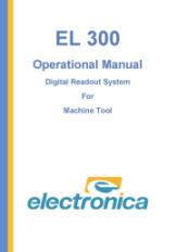 EL300 Operational Manual