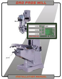 Example of a Full Color Mill Installation Manual